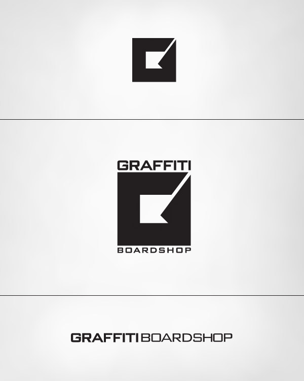 Graffiti-logo-variations