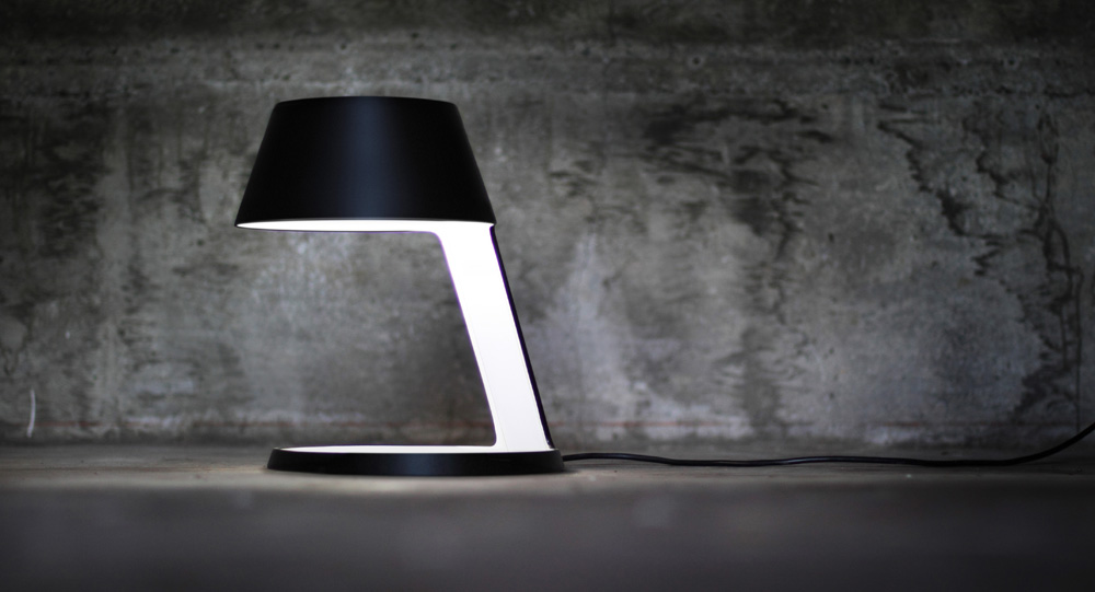 LED Shade Lamp Peter Bristol 1