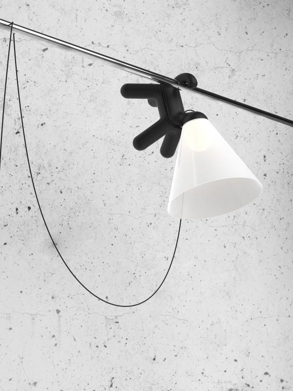 1 Peter Bristol Cone of Light  hanging concrete