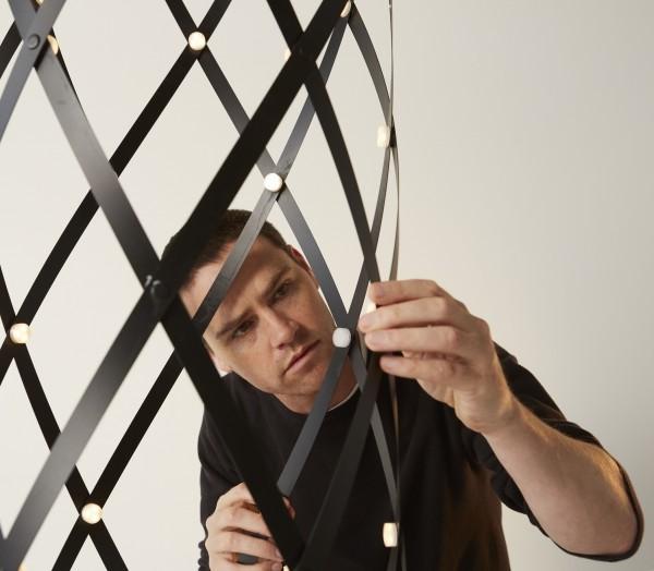Peter Bristol Visual Comfort Interlace portrait